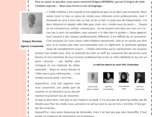 La Gazette COM'CHALLANS JE T'AIME
